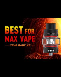 TFV8 Baby V2 - Smok - Noir